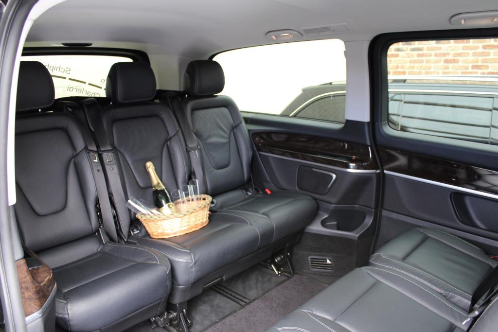 VLM Tax - Mercedes V klasse