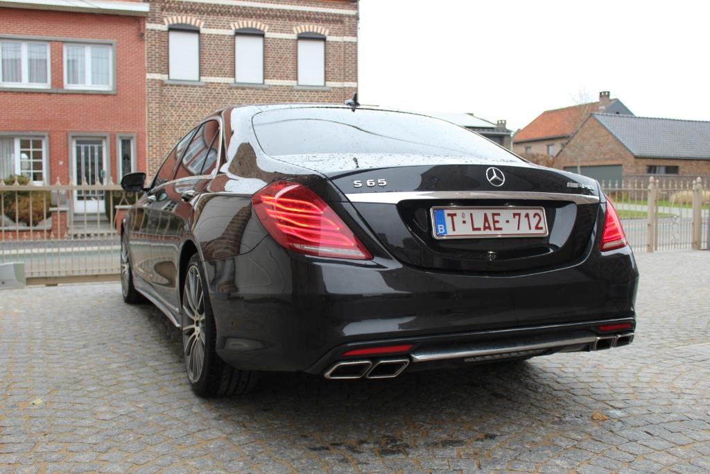 VLM Tax - Mercedes S Klasse Limousine